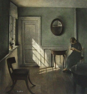Peter Vilhelm Ilsted - Sunshine in an Interior