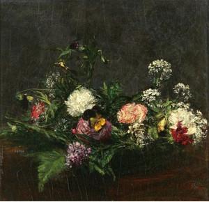 Flowers c.1872 Henri Fantin-Latour