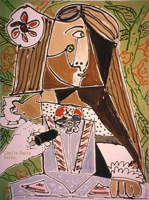 Leslie Poole Picasso, Velazquez, Me scott gallery