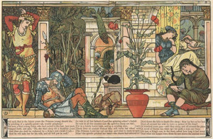 The Sleeping Beauty Picture Book, Illustrated by Walter Crane