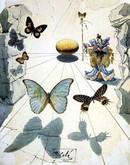 """ポスター imagem: """"Allégorie de soie"""" - Salvador Dali - http://www.art.com/"""