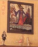 画像引用:NHK世界美術館紀行〈9〉レンバッハハウス美術館 p104