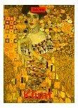 BOOk Klimt (作品 「アデーレ・ブロッホ・バウアーI」が表紙です)