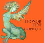 Leonor_fini_graphique_レオノール・フィニ グラフィック
