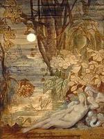 「アダム:金の時代・夜・眠り」