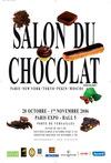 Salon du chocolat Paris サロン・デュ・ショコラ 2006