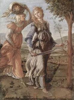 Sandro_botticelli The Return of Judith to Bethulia